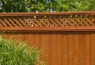 Arnold Timber fencing 14