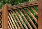 Arnold Timber fencing 7